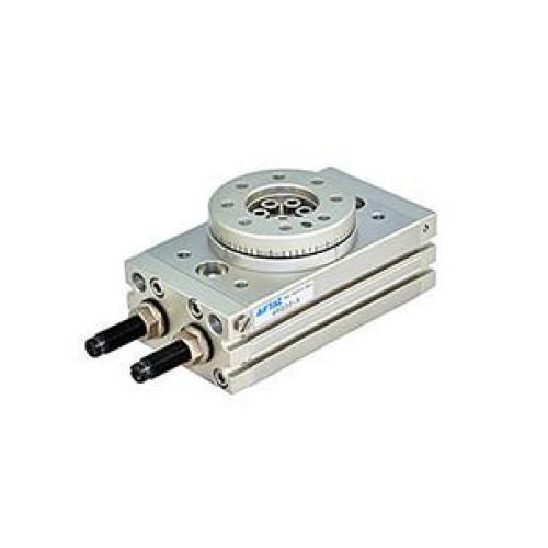 Mesa Giratoria Ø20 Doble Efecto Magnético Con Regulador 90?/180?