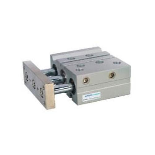 Cilindro Compacto Guiado Doble Efecto Magnético Ø12X030 Casquillo Bronce