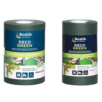 Banda Unión Adhesiva Deco Green 15cm X 10m Verde (Caja 10 Unid.)