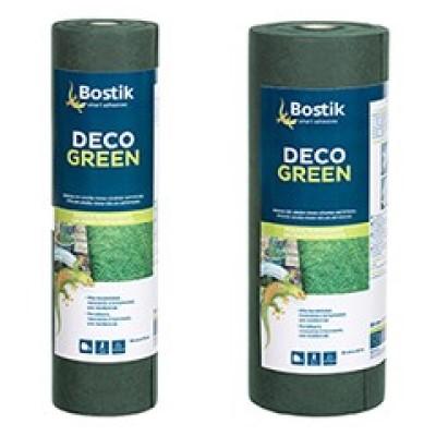 Banda Unión Adhesiva Deco Green 10m X 30cm (Uso Residencial) Verde (Caja 9 Unid.)