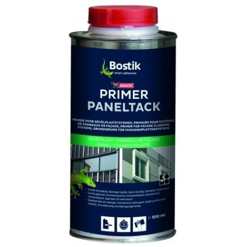 Imprimación Primer Paneltack® Bote 500 ml Transparente (Caja 6 Unid.)