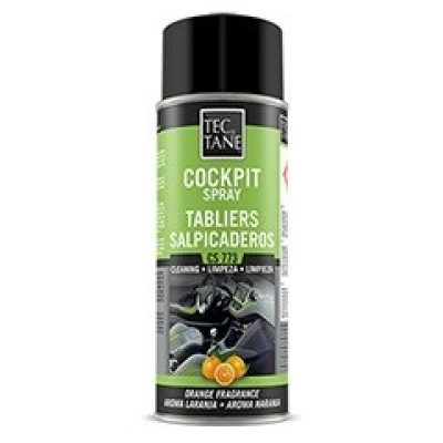 Spray Limpieza De Salpicaderos CS 773 400 ml (Caja 12 Unid.)