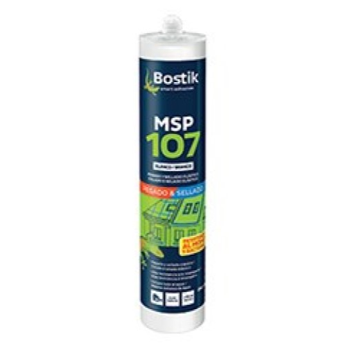 Adhesivo Sellador MSP 107 Cartucho 290 ml Blanco