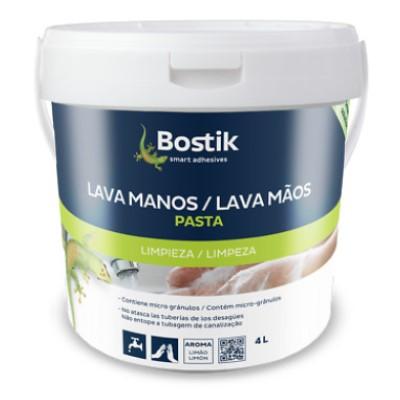 Pasta Jabón Lava Manos Bote 4 L