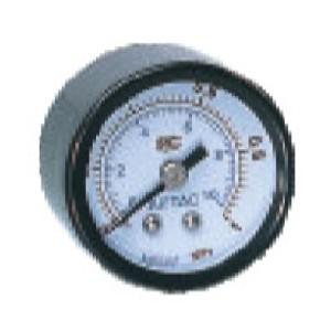 Manómetro Posterior Ø40mm 0-10B 1/8