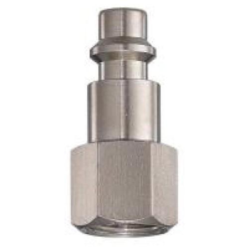 Adaptador Enchufe Rápido UNI ISO 6150 B12 Hembra 1/4