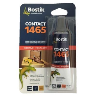 Cola Contacto Contact 1465 Blister Tubo 55 ml Ámbar (Caja 12 Unid.)